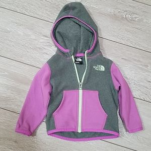 North Face Infant Fleece Jacket
